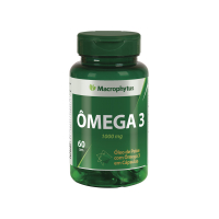 ÔMEGA 3 1000MG COM 60 CÁPSULAS SOFTGEL